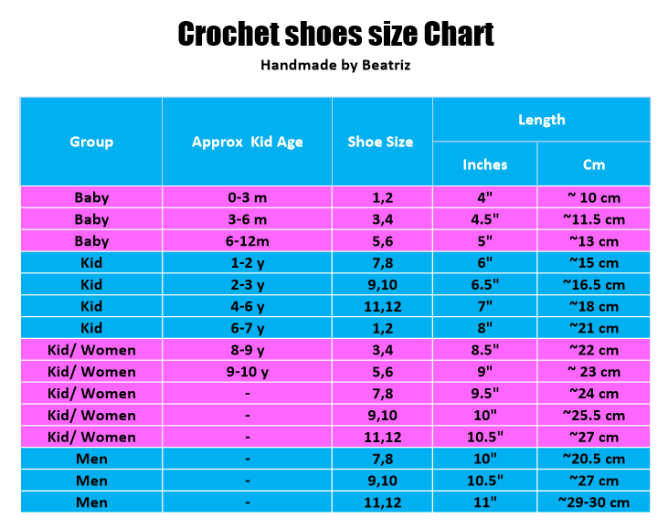 Burberry Toddler Shoe Size Chart
